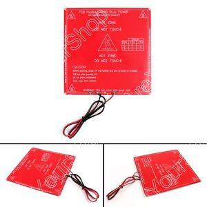 1xPCB-MK2B-Aluminio-Heat-Cama-12V-24V-HeatBed-Para-3D-Impresora-Prusa-Mendel
