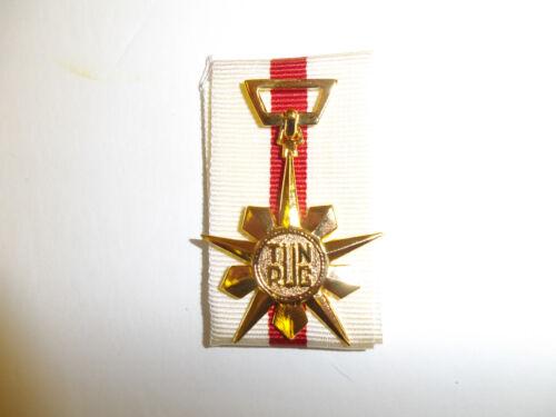 a0315 RVN Vietnam Loyalty Medal Trung Chanh Boi Tinh IR5D