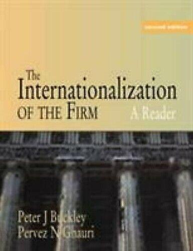 Internationalization von die Firma : A Reader von Ghauri, Pervez N.