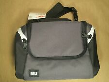 Built NY 5227344 All Day Water-Resistant Insulated Fabric Lunch Bag with Zip ...