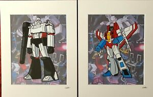 Transformers-Decepticons-Collection-Hand-Drawn-amp-Hand-Painted-Cel