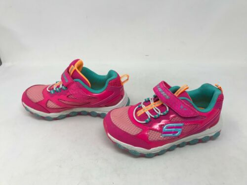Air Ultra Bitty Bubbles Sneakers 417M Girls Toddlers Skechers 80039N