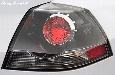 Black Left Passenger Side Tail light for Holden Commodore VE SS SSV Pontiac G8