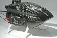 E-FLITE Blade 200 SRX Molded    FULL Carbon Fiber helicopter sport canopy