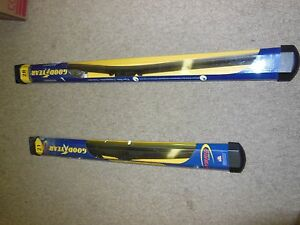 Goodyear Windshield Wipers >> Details About 2 Goodyear Wiper Blades 16 24 Your Choice