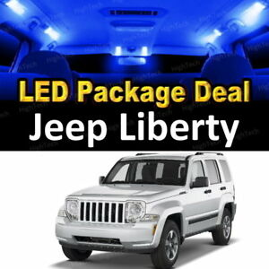 Image Is Loading For 2002 2003 Jeep Liberty Led Lights Interior