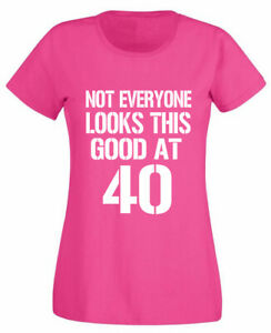 Image Is Loading Not Everyone 40 T Shirt 40th Birthday Gifts
