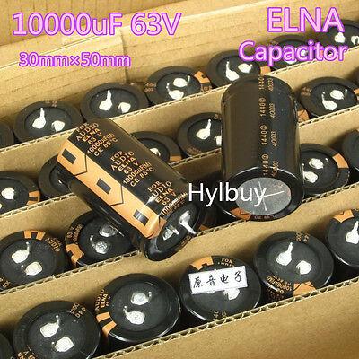 ELNA LAO Electrolytic Capacitor 10000uF 63V Cap for Audio HiFi 85℃
