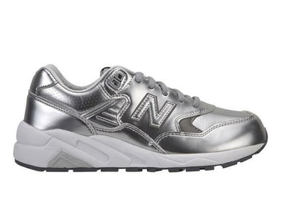 NEW NEW NEW BALANCE 580 PRECIOUS METALS - OLYMPIC MEDAL PACK WRT580MS SILVER/Weiß a94ae2