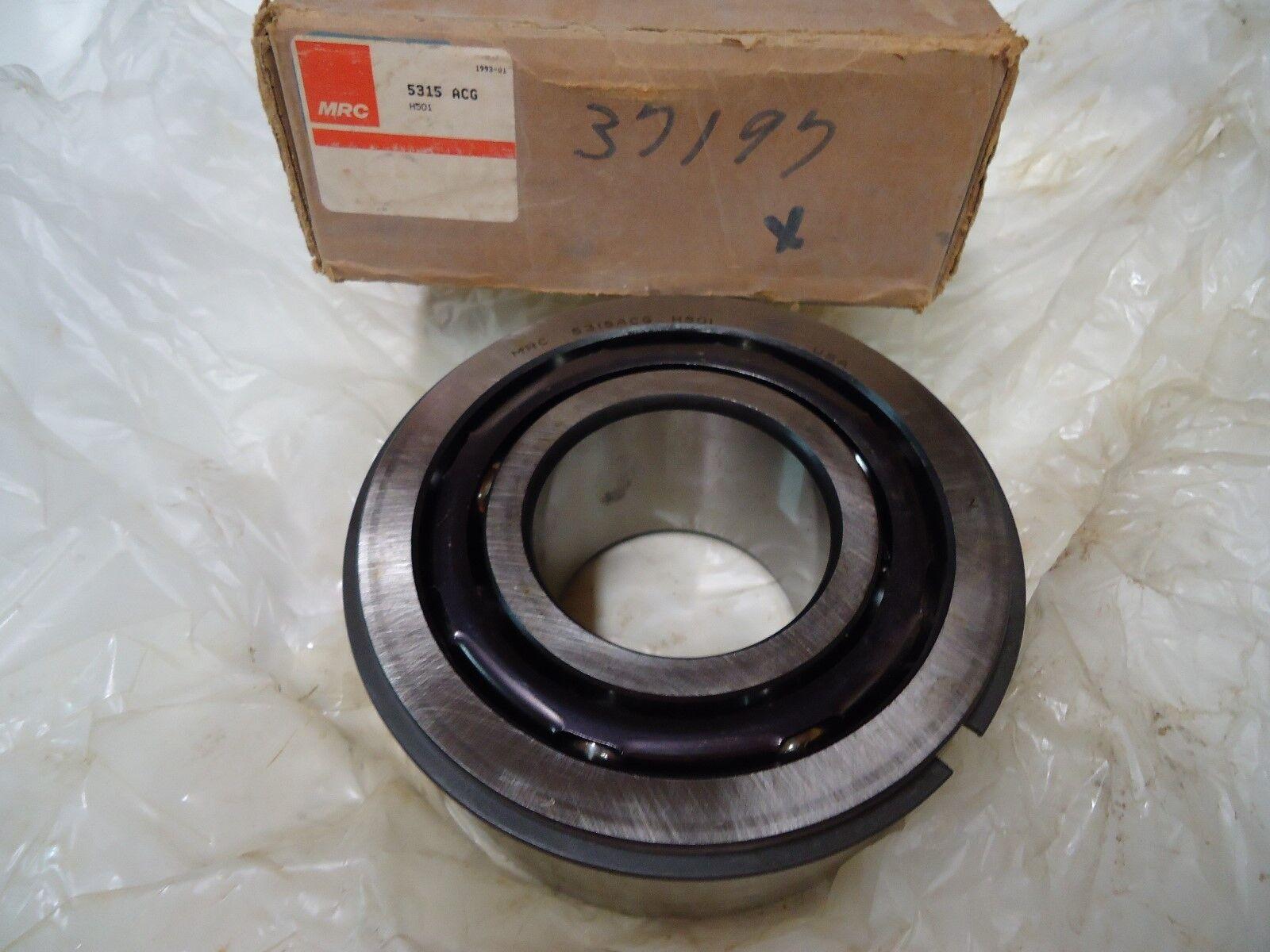 MRC 5315 ACG H501 Bearing