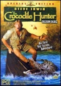 The-CROCODILE-HUNTER-Steve-IRWIN-COLLISION-COURSE-Adventure-Film-DVD-Region-4