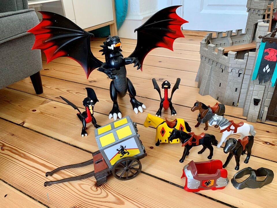 Playmobil, Ridderborg , Playmobil