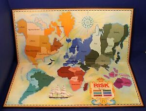 Replacement piece parker bros world conquest risk game board ebay image is loading replacement piece parker bros world conquest risk game gumiabroncs Image collections