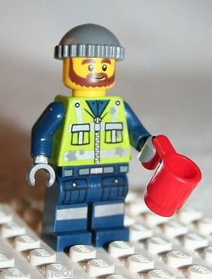 LEGO Green Recycle Guy Minifigure