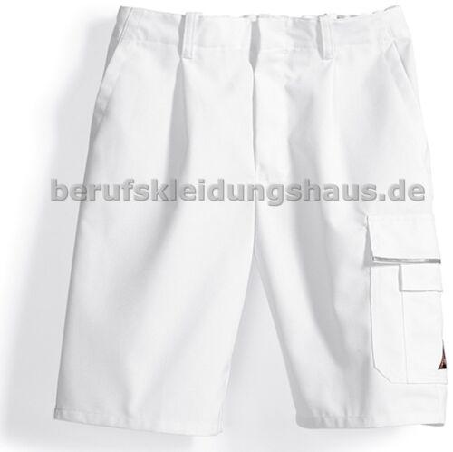 weiß BP 1610559 Arbeitsbermuda 46,54 65/%Polyester// 35/%Baumwolle Handwerk