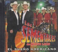 Los Sementales de Nuevo Leon El Sueno Americano CD New sealed