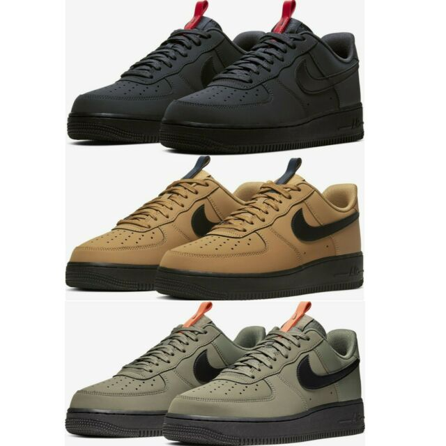 Nike Air Force 1 '07 Low Sneakers Men's Lifestyle Comfy Shoes