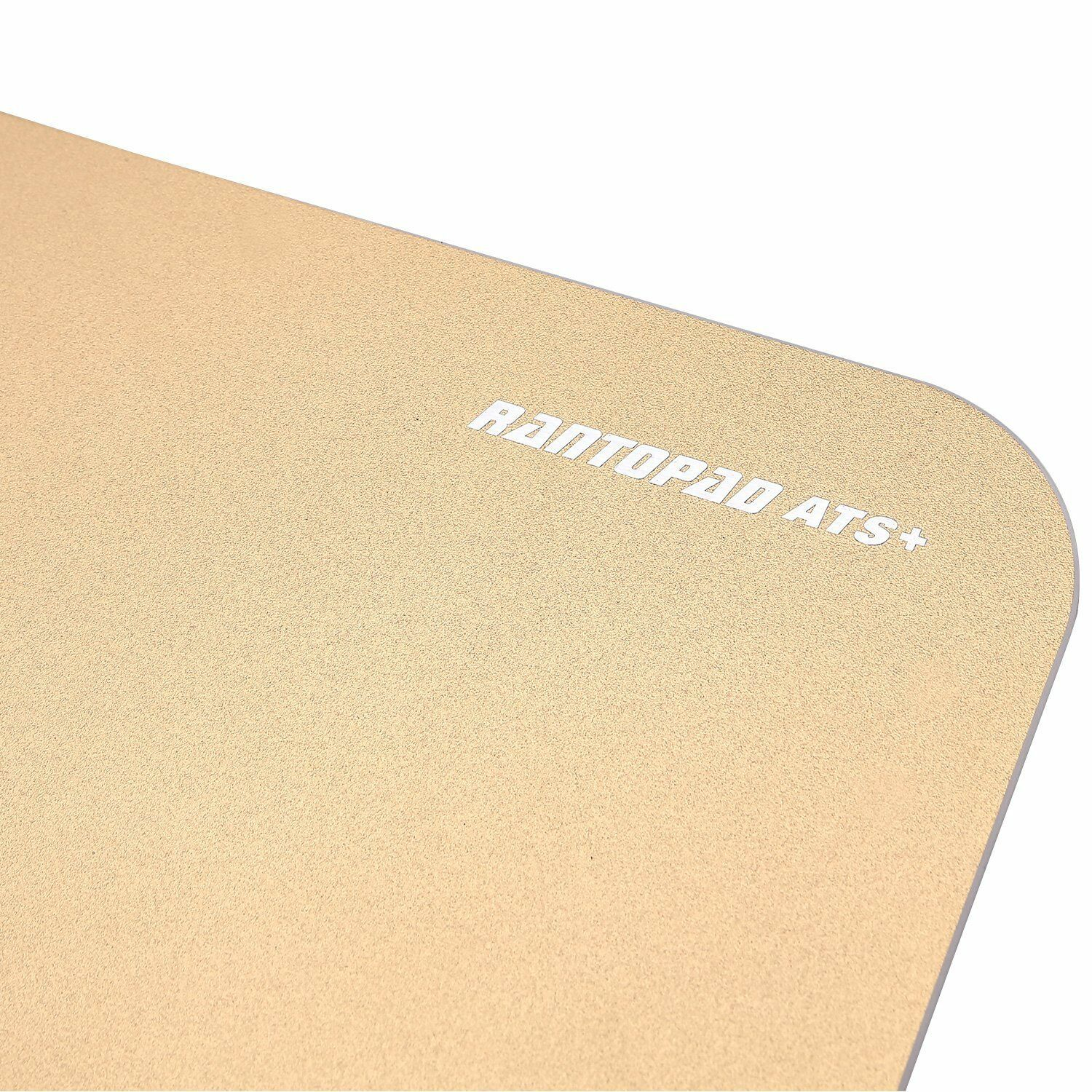 Ultra Aluminium Alloy Frosted Gaming Mouse Mat Pad Rantopad 280*220*2mm ATS