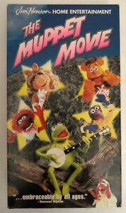 The Muppet Movie-Jim Henson(VHS 1999)TESTED-RARE VINTAGE ... The Muppet Movie Vhs 1999