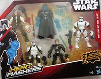 Hasbro B3659 Star Wars Return of the Jedi Multi Pack mit 5 Figuren   Neu & OVP