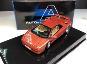 AUTOart 1 43 Alloy die casting model,Lamborghini Diablo Coupe VT