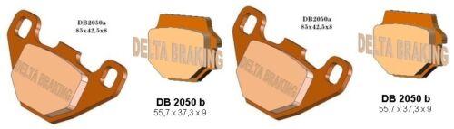 SMC Barossa 250 Bremsbeläge vorne Skywalker 2050