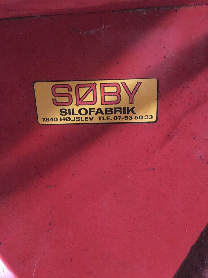 Kornsilo, Søby silofabrik, Søby