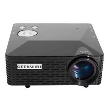 Ne34 HD Home Theater Multimedia LCD LED Projector 1080-HDMI TV DVD Paystation