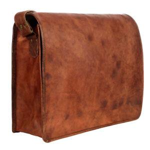Men-Business-Leather-Handbag-Briefcase-Shoulder-Messenger-Bag-Laptop-Satchel-New