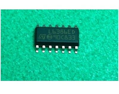 ST L6386D SOP14 HIGH-VOLTAGE HIGH AND LOW SIDE