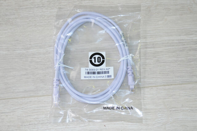 2910 0.5M RJ11 To RJ11 Telephone Modem Cable Lead Line Plug 6P2C For ADSL Router