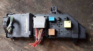image is loading vauxhall-vectra-c-fuse-box-and-bcm-13193590nf-