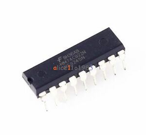 10PCS IC MM74C922N MM74C922 DIP-18 FSC ENCODER 16-KEY