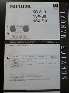 ns10 service manual