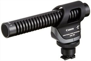 Canon-stereo-microphone-DM-100-for-iVIS-HF10-HF100-from-JAPAN-NEW