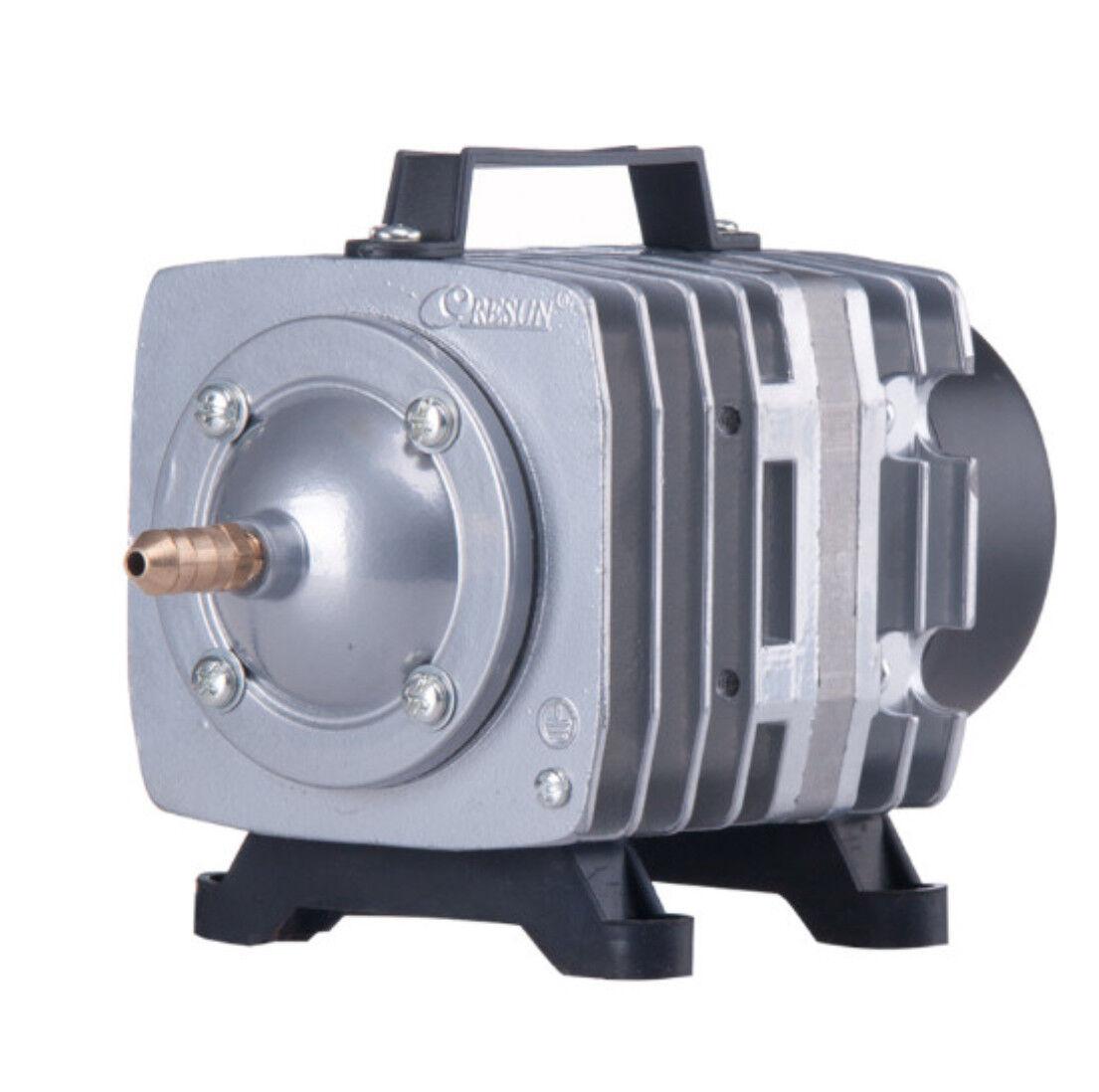 Resun Electromagnetic Air Pump, ACO-004 75L M For Fish Aquarium Koi Hydroponics