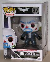 Funko Pop Dc Heroes Dark Knight Joker Bank Robber 37 Vinyl Figure In Stock
