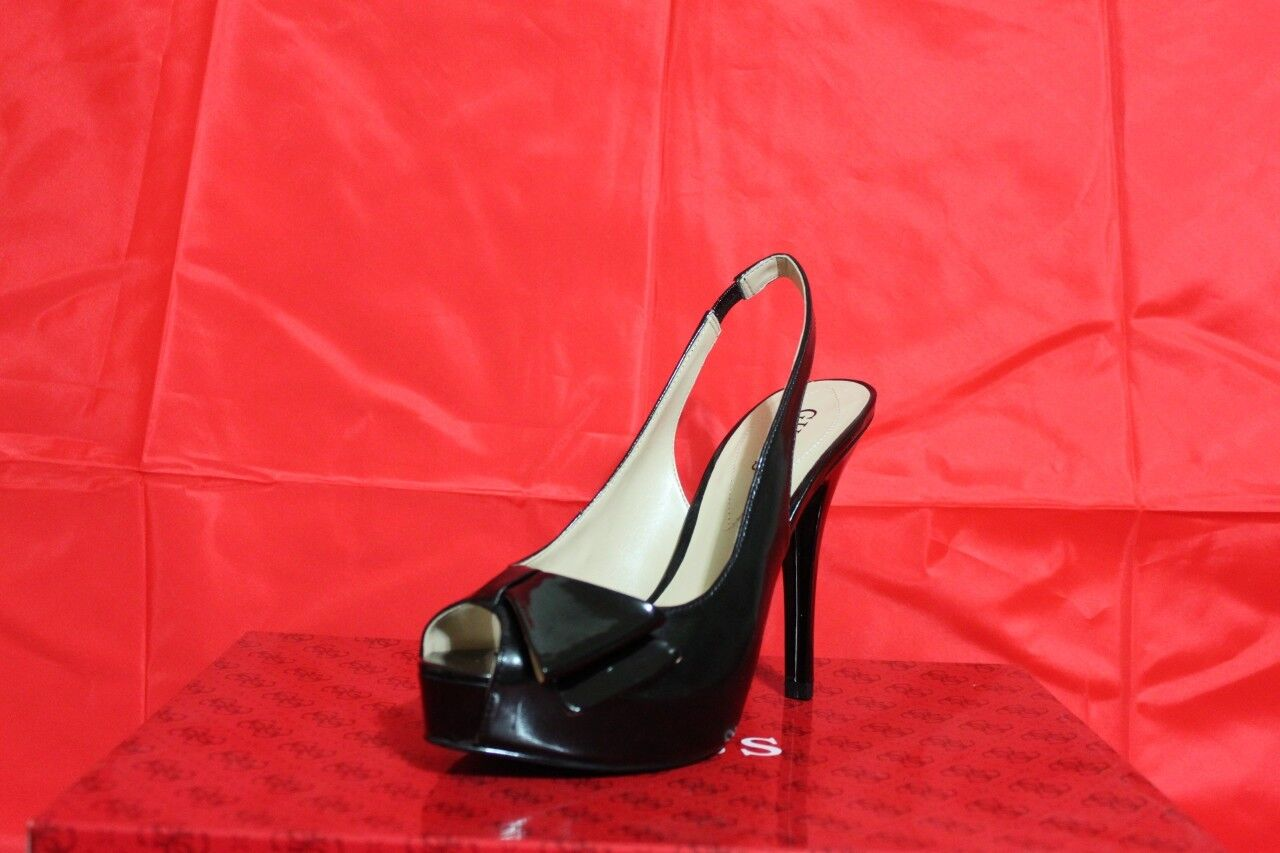 New Guess Sandals By Marciano Saarah color Black 8
