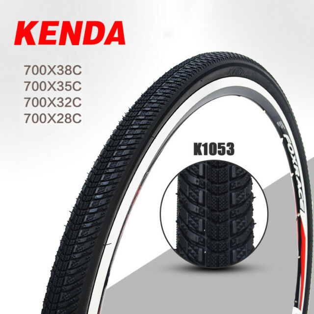 1-2 Pack Kenda 700x28c Kwick Tendril Tire Black 100PSI 60TPI