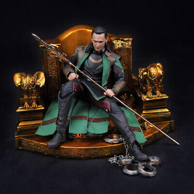 "TOYS BOX SS018 1//6 Loki Odin Throne Base Station For 12/"" Action Figure Display"