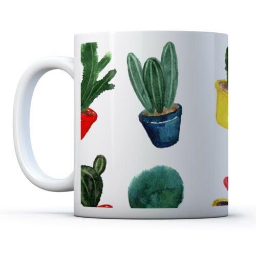 Funky Cactus-Bebidas Taza Taza Cocina Oficina Divertido Regalo De Cumpleaños #8193