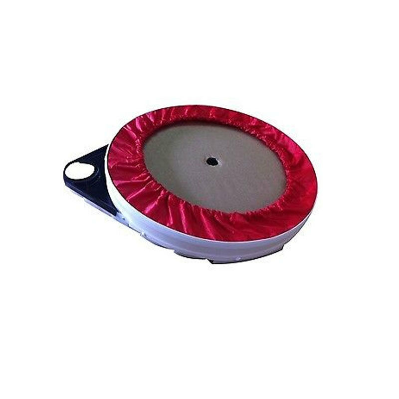 new POLIVAC Dust Bag for PV25 Suction Polisher RED VPV063
