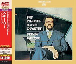 THE-CHARLES-LLOYD-QUARTET-Dream-Weaver-2012-Japanese-8-trk-CD-NEW-SEALED