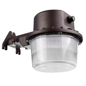 Details About Hykolity 35w Dusk To Dawn Led Barn Light Outdoor Waterproof Yard Fixture