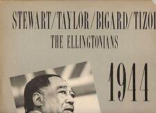 ELLINGTONIANS-R.STEWART/B.TAYLOR/B/BIGARD/J.TIZOL-TRIP LP 1944-46 RARITIES MINT