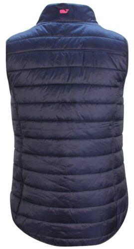 Vineyard Vines Women/'s Mountain Weekend Vest Nautical Navy $158.00 XS,S,M,L,XL