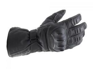 Armr-Cuero-Impermeable-Negro-Termico-WPL250-Guantes-para-Motocicleta