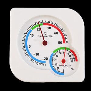 Nursery-Baby-House-Room-Mini-Thermometer-Wet-Hygrometer-Temperature-Meter-Kid-GB