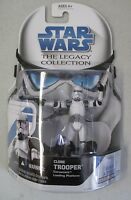 MOC 2008 STAR WARS LEGACY COLLECTION CLONE TROOPER ACTION FIGURE DROID FACTORY