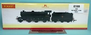 HORNBY-039-OO-039-GAUGE-R3243-BR-LATE-2-6-0-CLASS-K1-LOCOMOTIVE-62024-NEW-amp-BOXED